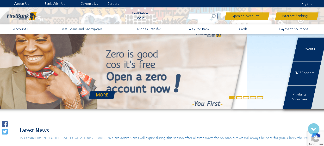 How to Register FirstBank Nigeria USSD Transfer Code